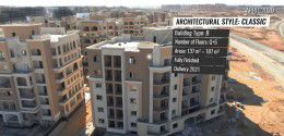 Units in Al Maqsad Residence New Capital Compound