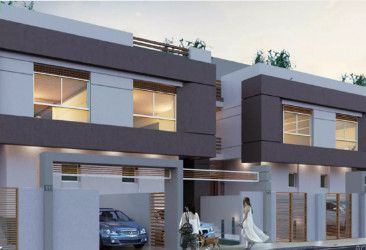 Twin house for sale in Bleu Vert