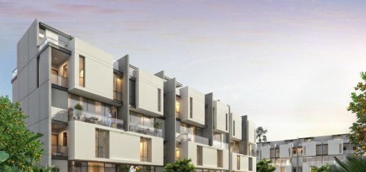 Apartment In Al Burouj Compound
