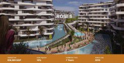 Apartments with Area 225 m in Roses New Capital.