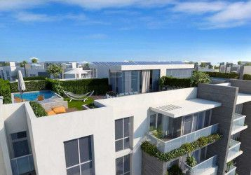 Penthouse in Pukka compound New Capital with Area 234 m².