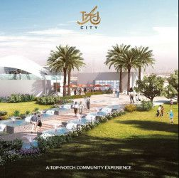 Luxury living in Taj City compound