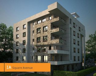 Apartments for sale in The Square Compound New Cairo.