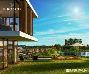 273 m² Units in IL Bosco New Capital.