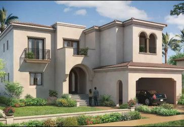 Townhouse in Mivida compound