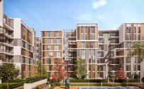 وحدات سكنية بكمبوند هاب تاون المستقبل سيتي