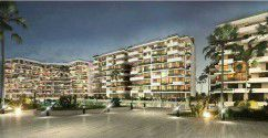 Apartments with space of ​​158 m² in Entrada new capital.