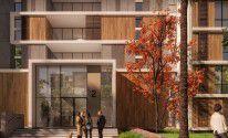 وحدات في هاب تاون المستقبل سيتي بمساحة تبدأ من 195 متراً