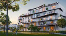 Apartment In Villette Fifth Settlement 179m