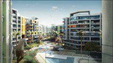 شقة في كمبوند الموندو العاصمة الجديدة