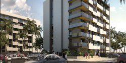 Apartments in Al Burouj El Shorouk City.