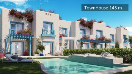 Town House For Sale In Crete Island