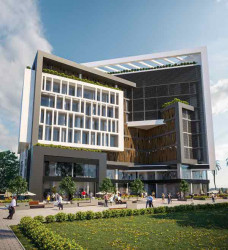 Office 58m for sale in Vida Mall