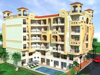 Unit in Tiba Rose New Capital with 215m