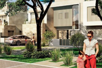 Apartment with Area of 150 m²  in Palm Hills New Cairo Compound