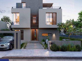 Standalone villa in sodic east heliopolis compound