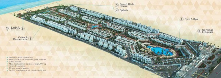 Chalet for sale in Carthage Resort