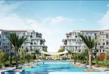 Apartments for sale in Entrada new capital With space from 164 m.