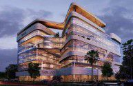 44m office in Solas mall