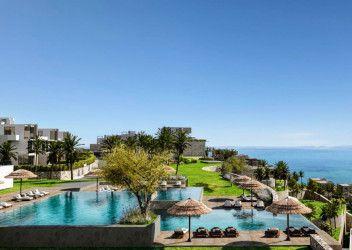 Chalets With Garden in Zahra North Coast Resort