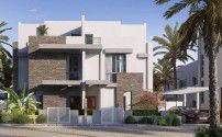 Townhouse with area 382m² in Al Maqsad