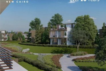 Apartment for Sale in Sila New Cairo from 181m to 185m