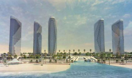 Apartment in New Alamein Towers North Coast