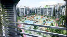 شقة بمساحة 111 متر في كمبوند كنز
