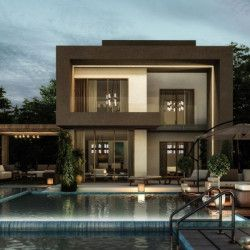 Villas in The Pearl New Mansoura Compound