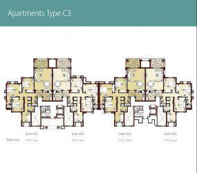 Apartment in Marassi.