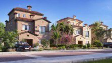 Villas inside La Vista City compound