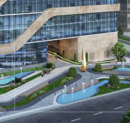 Office 170 meters in Solas New Capital