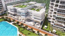 Apartment  for sale in Serrano New Capital With space starting from 262 m.