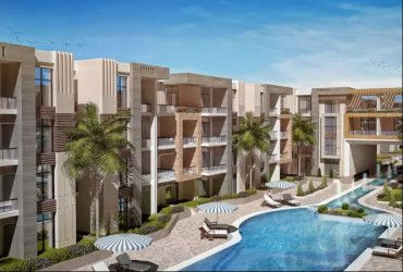 Units and Swimming Pools in Valore Sheraton Cairo