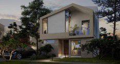 Villa 221 meters in Karamell Compound