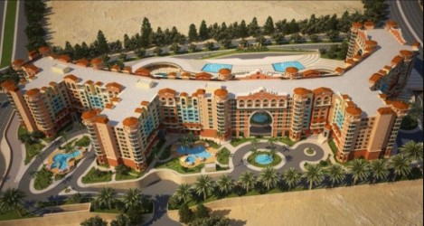 Apartments for sale in Porto New Cairo 46 meters