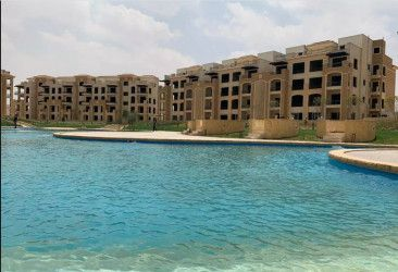 Apartments in Stone Residence New Cairo