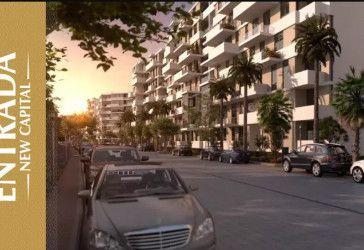 .دوبلكس للبيع بكمبوند انترادا العاصمة الجديدة بمساحات تبدأ من 173 متراً
