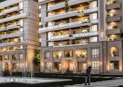 Apartments for sale in Zavani New Capital with spaces starting from 190 m.
