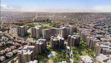 وحدات في أبراج زيد الشيخ زايد بمساحة 129 متراً