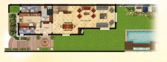 Ivilla in Mountain View Chillout Park compound With Area 283 m²