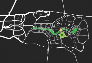 فيلا في لافيردي العاصمة الجديدة بمساحة 280 متراً