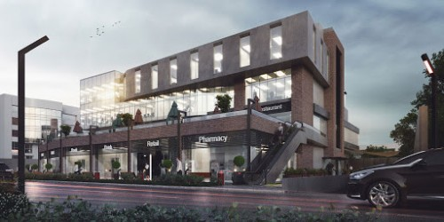 Office for sale in V 90 Mall