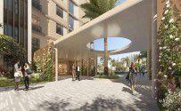شقة بمساحة 135 متراً في ابراج زيد
