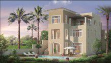 Villa with area 420 m² in Uptown Cairo compound