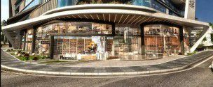 Store with an area of 87 m² in Eleven Mall New Capital