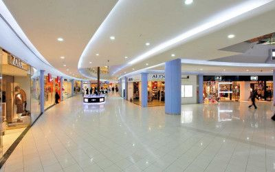Units in Audaz New Capital Mall