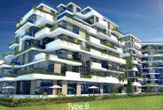 Apartments for sale in Entrada new capital With space of ​​123 m