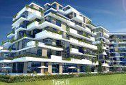 شقق للبيع بكمبوند انترادا العاصمة الجديدة بمساحة 123 متراً