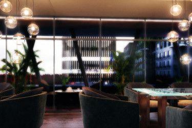 شقة بمساحة 130 متراً في بارك لين